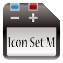 Icon Set M ADW/Circle Laun/DVR icon