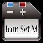 Icon Set M ADW/Circle Laun/DVR icon