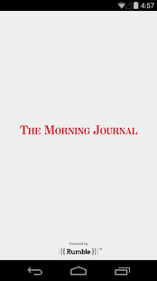 Morning Journal for Android - screenshot