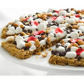 Gluten Free Cookie Pizza