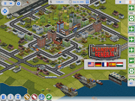 Screenshot of Transport General