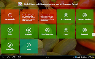 Screenshot of Pick Tennessee