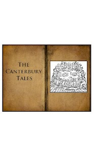 The Canterbury Tales audiobook - screenshot