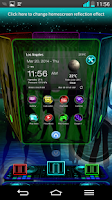 Screenshot of Next Launcher 3D Theme ClubMix
