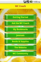Screenshot of Master Cleanse Coach