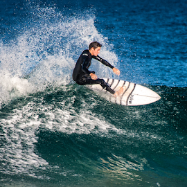 by Lindsay James - Sports & Fitness Surfing