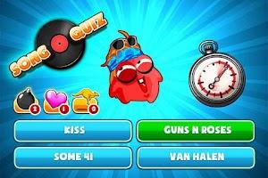 Screenshot of Song Quiz: Guess Radio Music