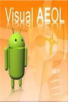 Screenshot of Visual Aeol Test Demo