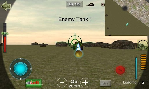 Killer Tank Attack Wars 3D - screenshot