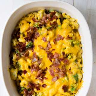 Chicken Mac And Cheese With Broccoli