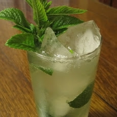 Time for a Drink: the Gin-Gin Mule