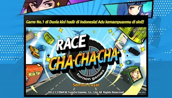 Screenshot of Race Cha Cha Cha for Kakao