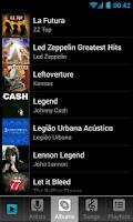 Screenshot of MusicMax Lyrics Player Free