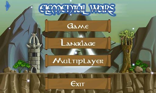 Elemental Wars Online