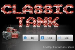 Screenshot of Classic Tank Demo