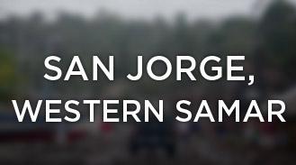San Jorge, Western Samar