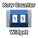 Row Counter Widget icon
