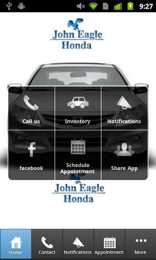 John Eagle Honda Houston