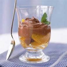 Bittersweet Chocolate Mousse à l'Orange