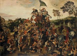 RIJKS: Pieter Balten: painting 1598