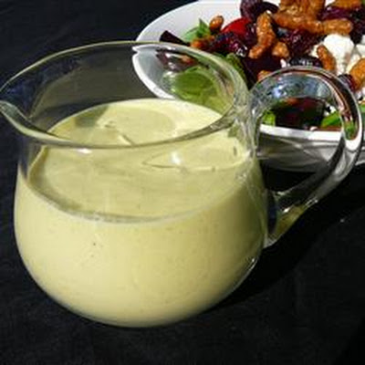 Honey and Citrus Dressing