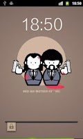 Screenshot of PulpFiction - MagicLockerTheme