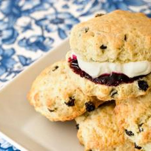 Soured Milk Scones