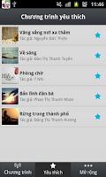 Screenshot of Doc Truyen Dem Khuya VOV