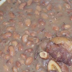 Pammy's Slow Cooker Beans