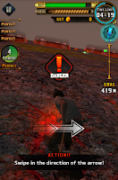 Screenshot of Vertical Cliff