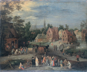 RIJKS: Pieter Gijsels: painting 1691