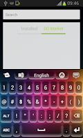 Screenshot of Keyboard Super Color