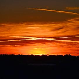 Florida Sunset by Bill Telkamp - Novices Only Landscapes ( florida, sunset )
