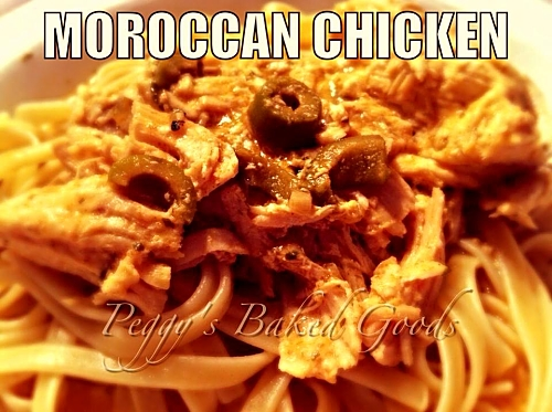 Slow Cooked Moroccan Chicken Recipe | Yummly
