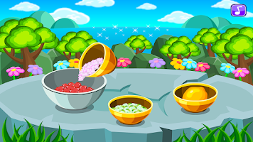 Screenshot of Tuna Tartar Cooking Games