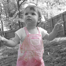 by Ashley Cox - Babies & Children Toddlers ( selective color, pwc )