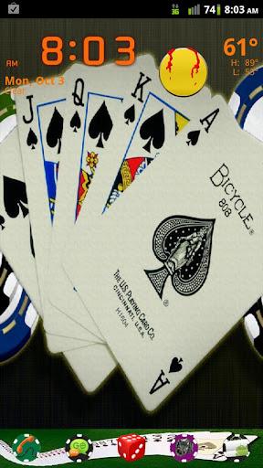 Poker Theme Go Launcher Ex