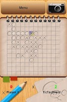 Screenshot of Tic-Tac-Toe 3x3..12x12