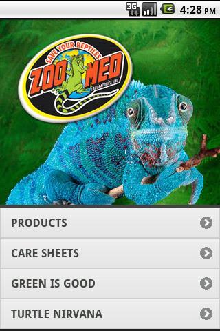Zoo Med Mobile App