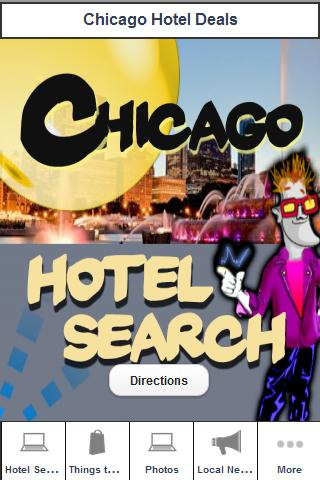 Chicago Hotel Search