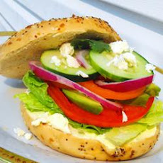 10 Best Healthy Bagel Sandwiches Recipes   Yummly