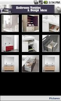 Screenshot of Bathroom Vanities & Design