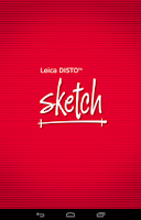 Screenshot of Leica DISTO™ sketch