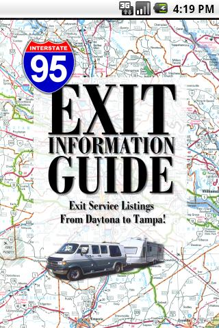 I-95 Exit Guide