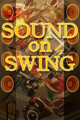 sound-on-swing for android screenshot