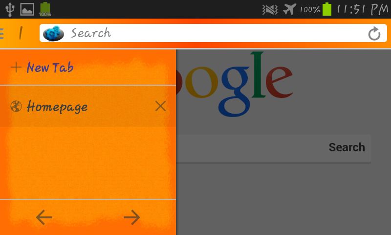 Montego Browser Plus Screenshot 9