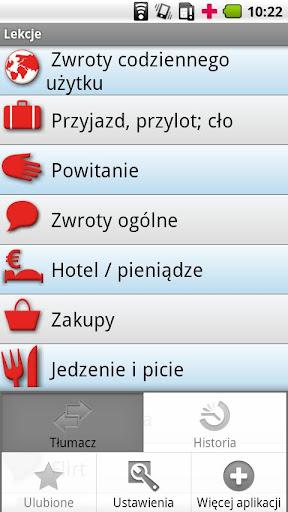 iSayHello Polish - Bavarian