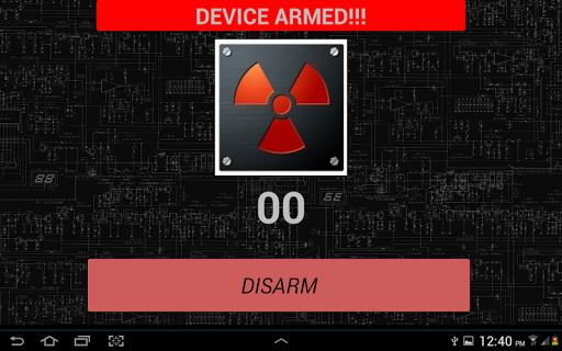 Airsoft Bomb Simulation - screenshot
