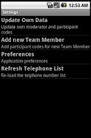 Screenshot of Quick SAP Connect