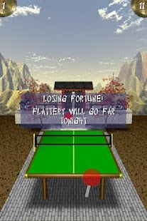 Screenshots  Zen Table Tennis